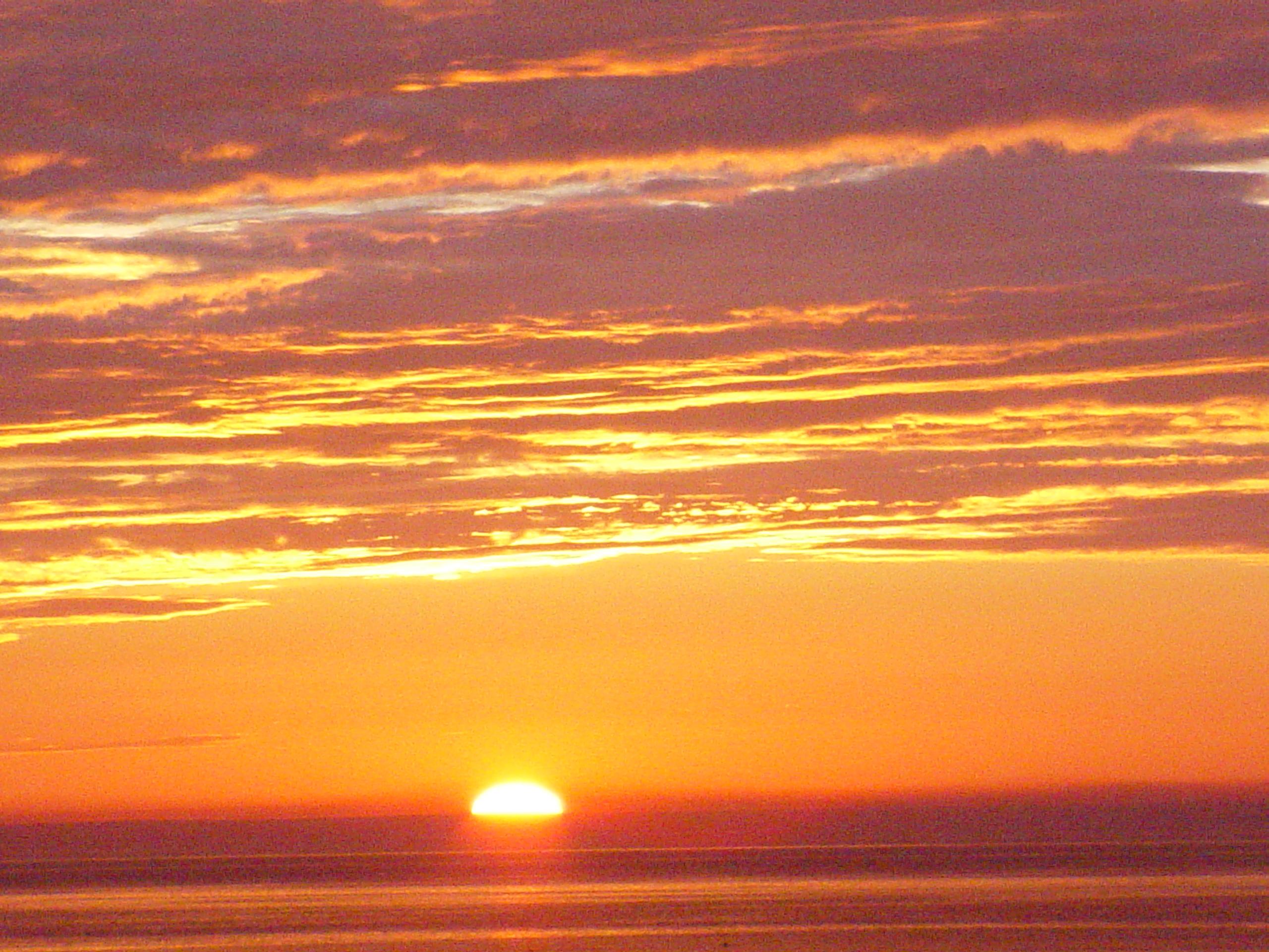 Coucher du soleil - Heure de coucher du soleil aujourd hui ...